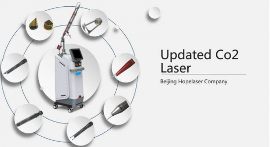 CO2 fractional laser HP06plus